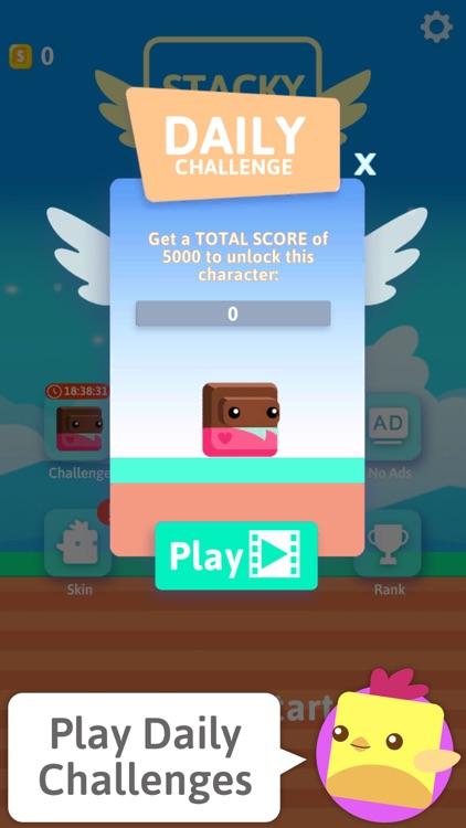 Stacky Bird: Fun No Wifi Games screenshot-3