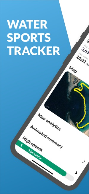 Watersports Tracker - Surfing on the App Store