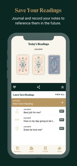 Labyrinthos Academy Tarot on the App Store