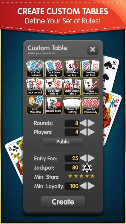 Mau-Mau Palace screenshot-3