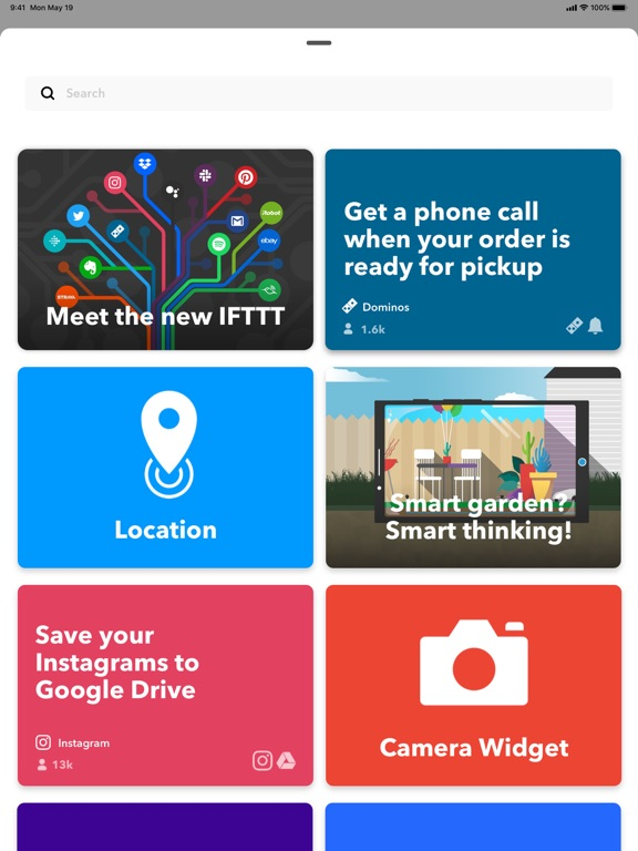 IFTTT by IFTTT (iOS, United Kingdom) - SearchMan App Data