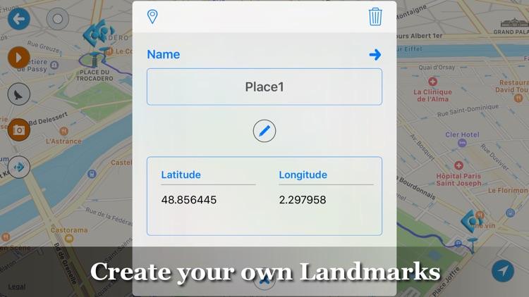 MapWalker : Route Planner screenshot-4
