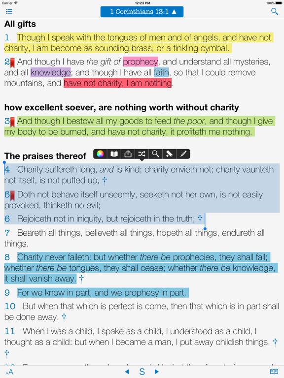 Strong's Concordance KJV Bible | App Price Drops