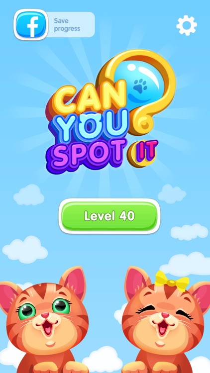 Can You Spot It: Puzzle Game