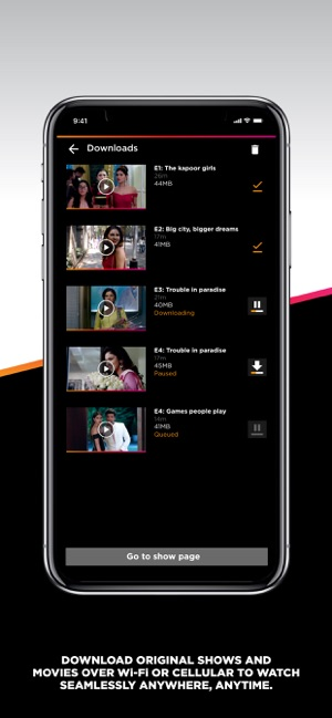 ALTBalaji – Original Webseries on the App Store