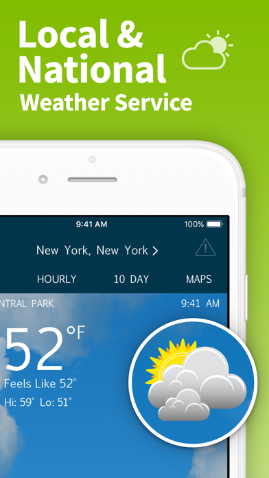WeatherBug – Weather Forecast iOS Application Version 5 12 0