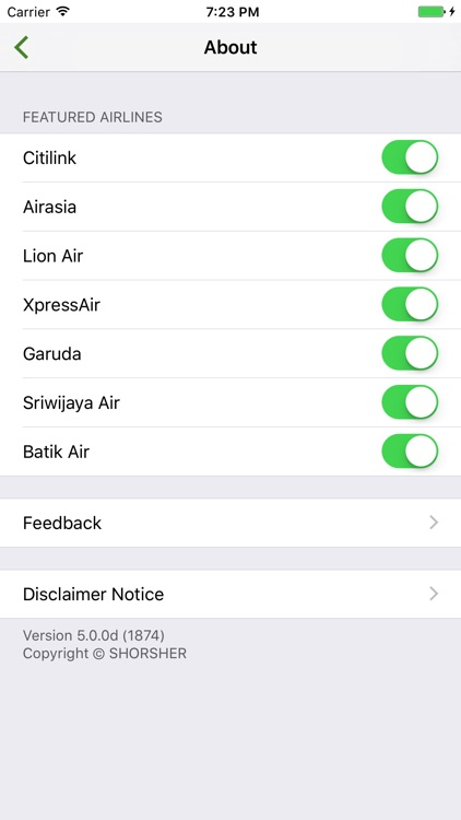 Indonesia Flight Lite screenshot-3