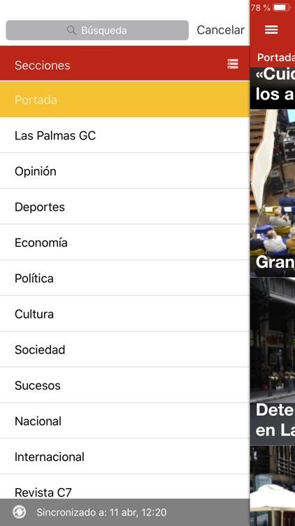 Canarias7 screenshot-3