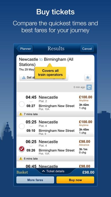 National Rail Enquiries screenshot-3