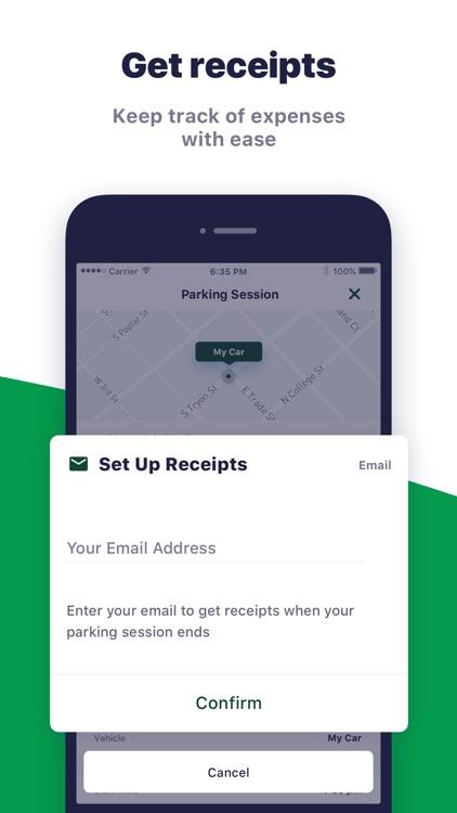 Spot On - MSU Parking screenshot-4