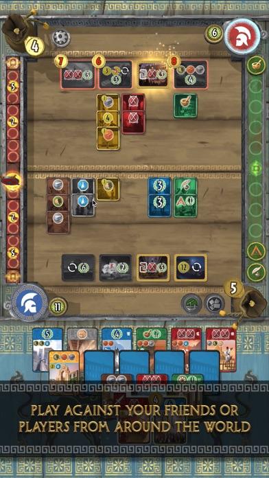 7 Wonders Duel screenshot 2
