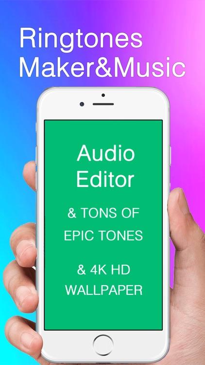 Ringtones for iPhone Music Pro screenshot-3