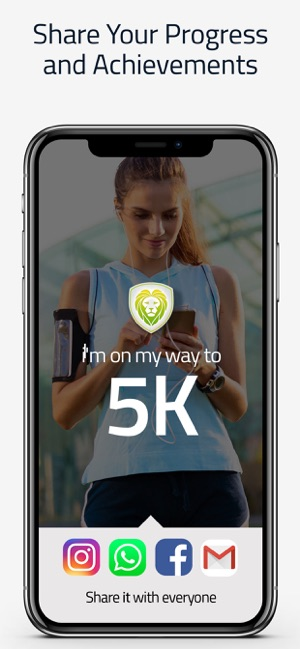 5K Runner: Couch to 5K Trainer on the App Store