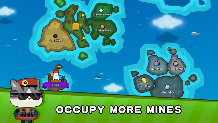 Tank Factory: Idle Miner Games screenshot-3