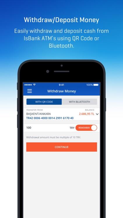 İşCep - Mobile Banking screenshot-5