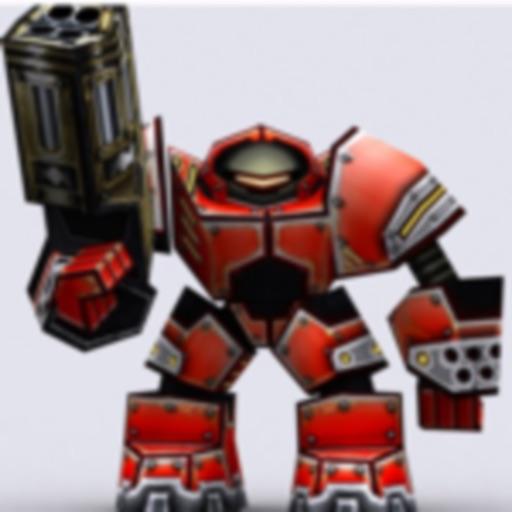 Super Mechs War: Robot Shooter