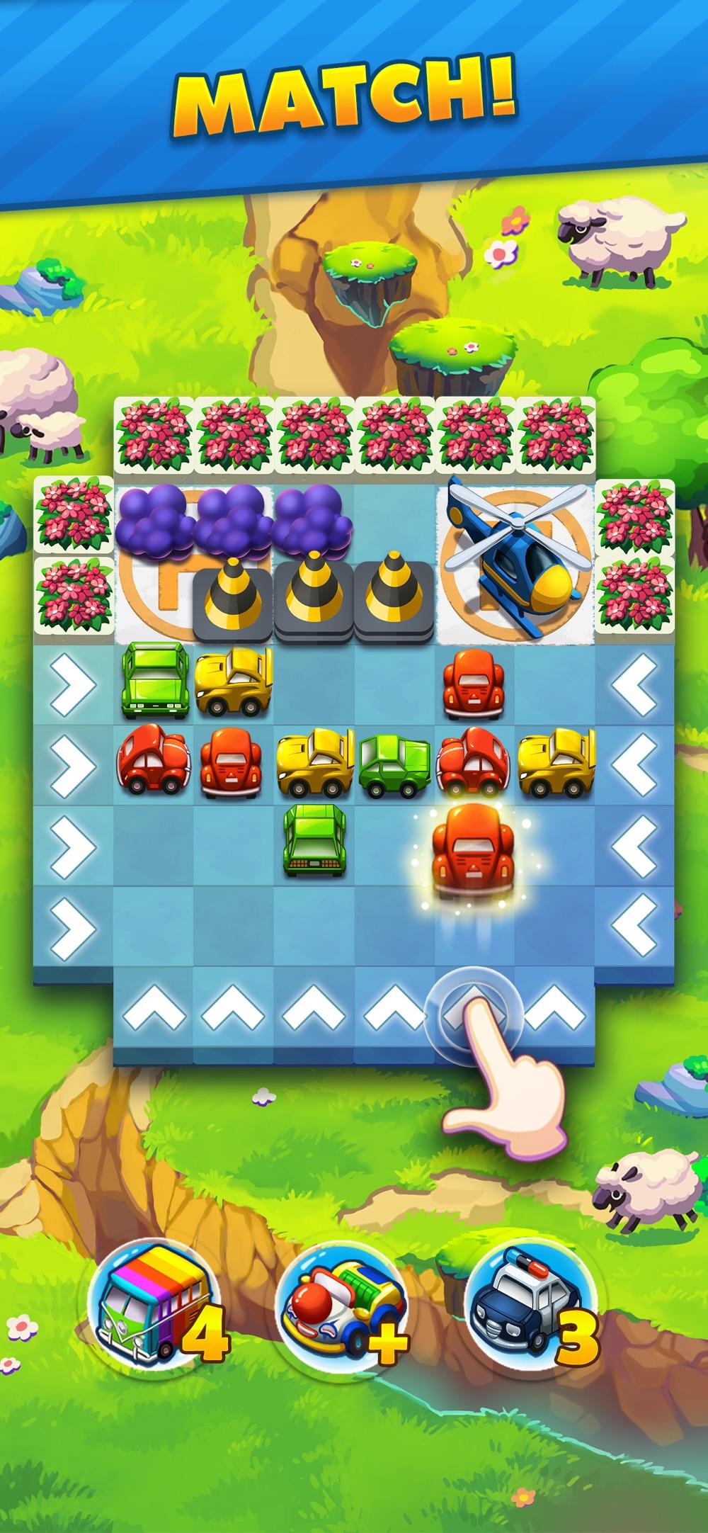 Traffic Puzzle Cheat Codes