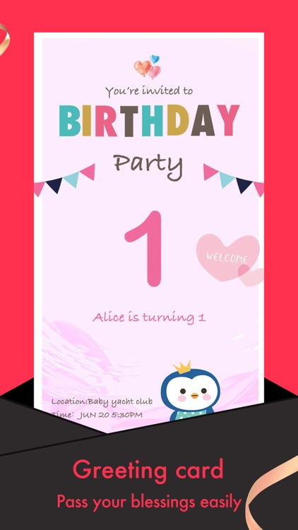Party Invitation Cards Maker By Wuhan Net Power Technology Co Ltd