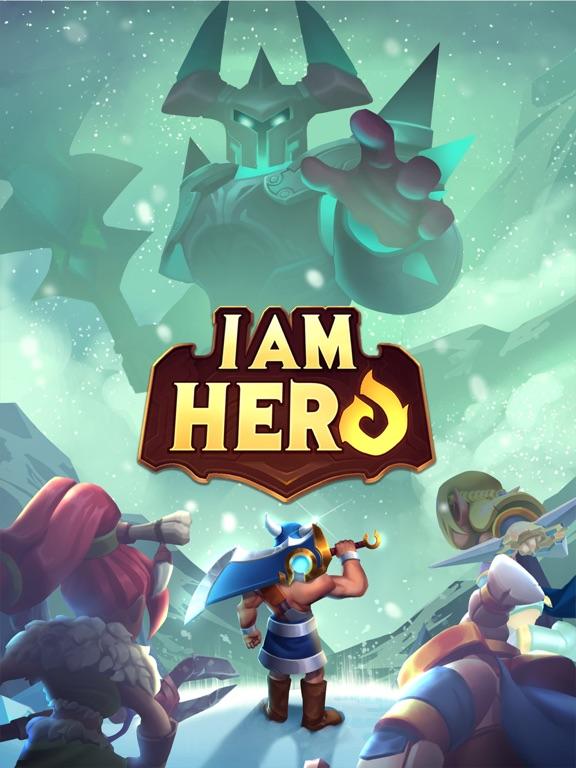I Am Hero: AFK Teamfightのおすすめ画像1