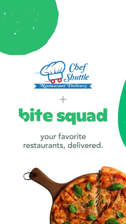 Chef Shuttle - Food Delivery