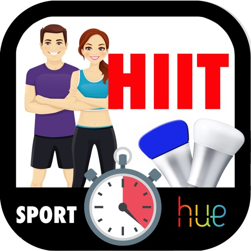 HIIT Training For Philips Hue