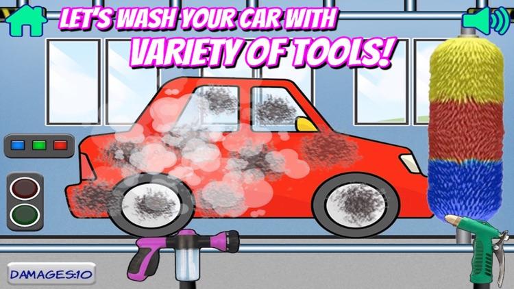Garage Cars Wash screenshot-5