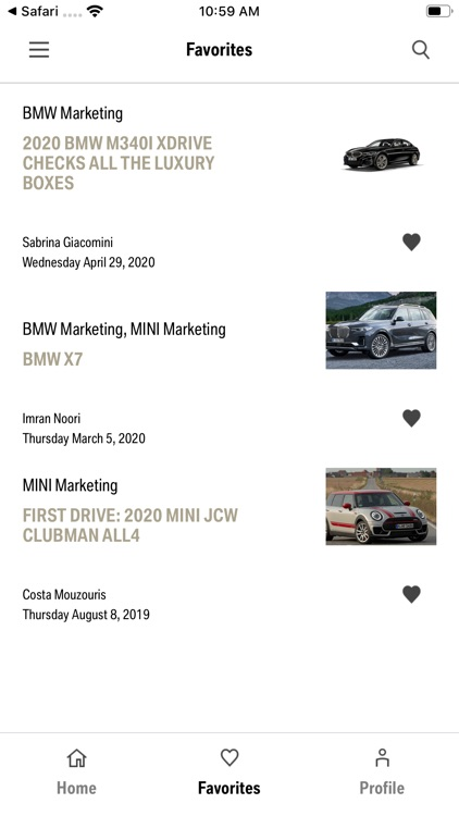BMW Canada Retailer Direct screenshot-3