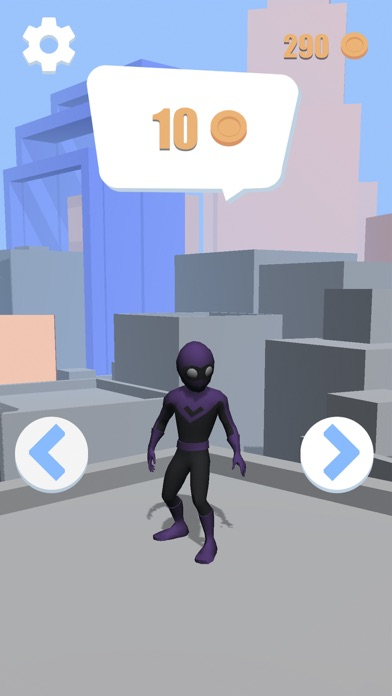 Hero Race screenshot 2