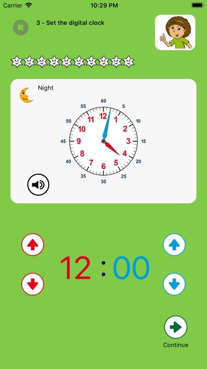 Learning to tell Time screenshot-4