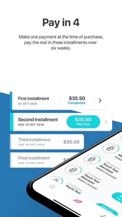 Afterpay screenshot-2