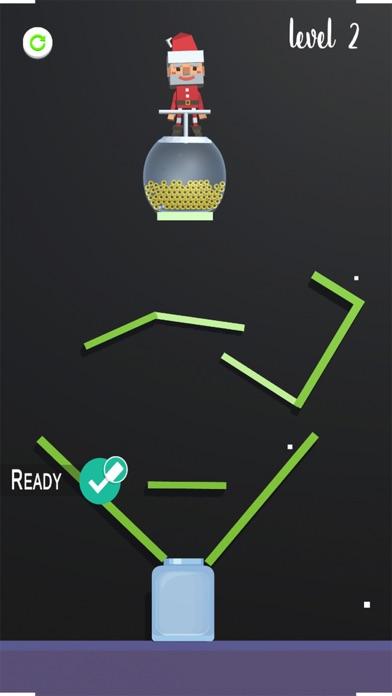 sand balls fill color 3D screenshot 4