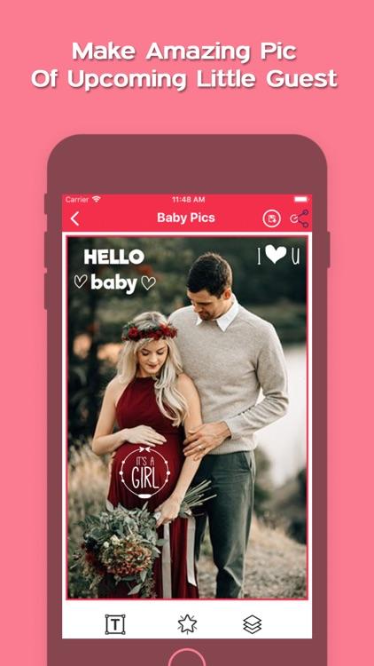 Baby Story Pic Editor 2019 screenshot-8