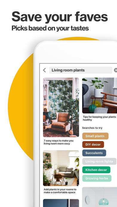 Pinterest iphone ekran görüntüleri