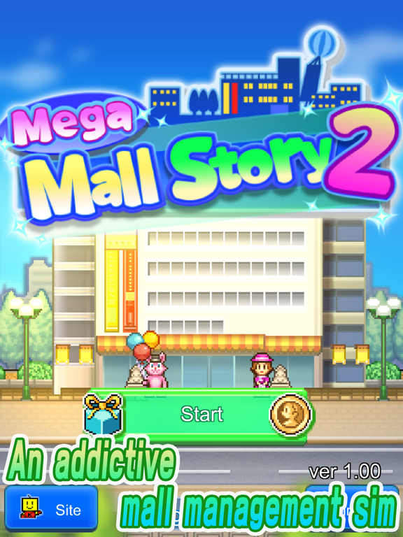 Ipad Screen Shot Mega Mall Story2 4