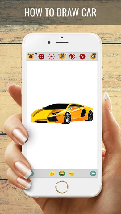 How to Draw Cars/Trucks screenshot four
