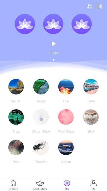 RelaxMe: Sleep Sounds Stories screenshot-4