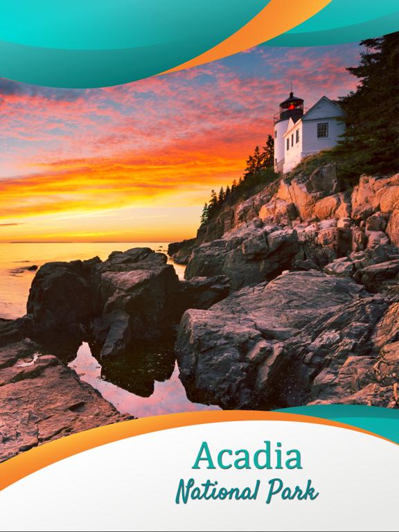 Acadia National Park screenshot 6