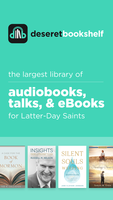 Deseret Bookshelf Lds Books review screenshots
