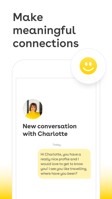 Lumen - Over 50 Dating screenshot three