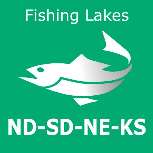 North Dakota, South D. NE, KS