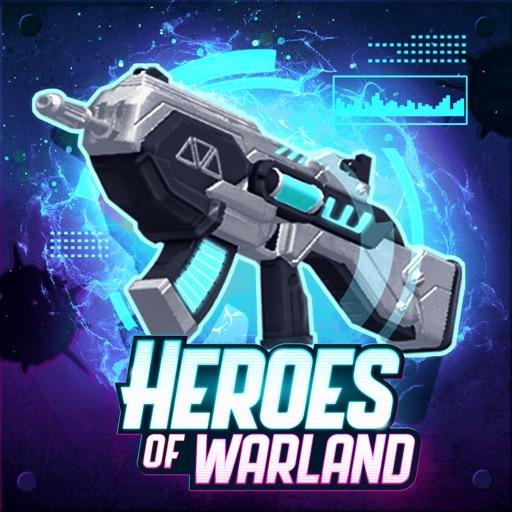 Heroes of Warland: Fun shooter