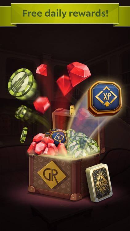 Grand Gin Rummy 2: Card Game screenshot-8