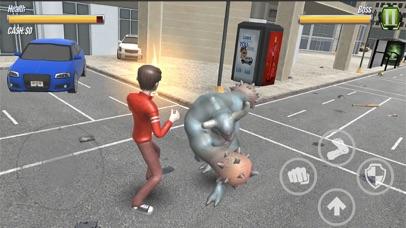 Ultimate Alien Shadow Fight screenshot 3