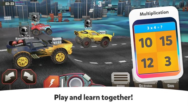 Cool Math Games: Kids Race Car screenshot-0