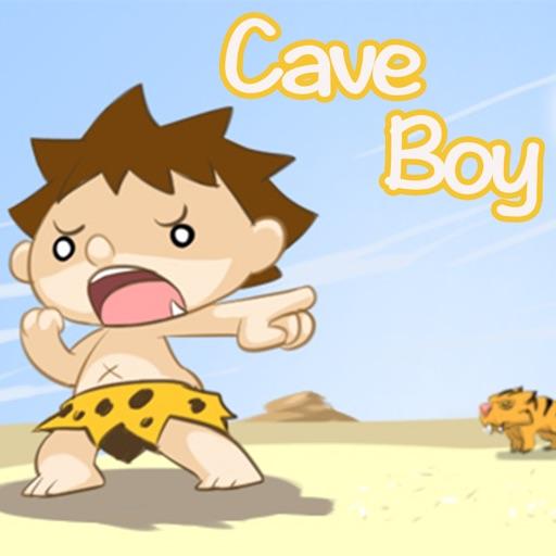 CaveBoy-Sticker