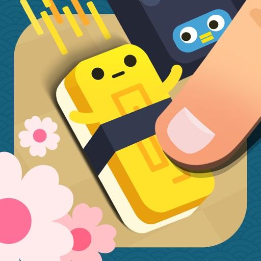 Push Sushi - slide puzzle