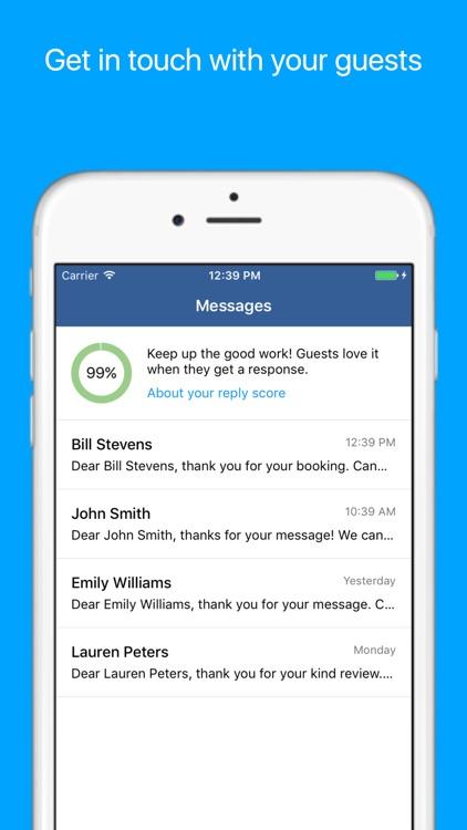 Pulse for Booking.com Partners screenshot-3