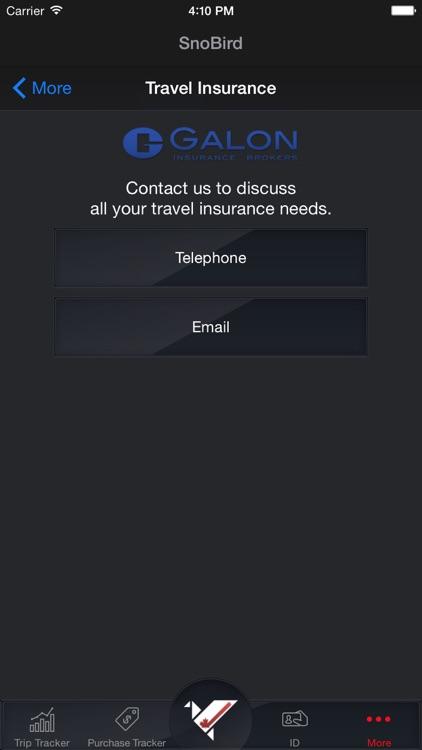 SnoBird screenshot-4