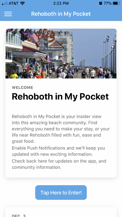 Rehoboth In My Pocket review screenshots