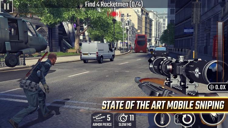 Sniper Strike: Shooting Game screenshot-3